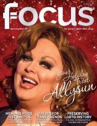 2019 Issue 6 Nov/Dec - Focus Mid-South Magazine