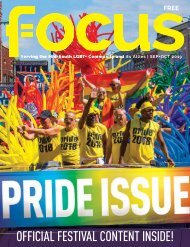 2019 Issue 5 Sep/Oct - Focus Mid-South Magazine