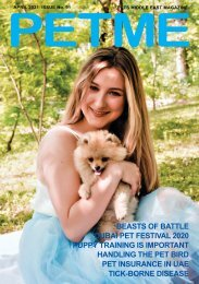 PETME ISSUE 91 APRIL 2021