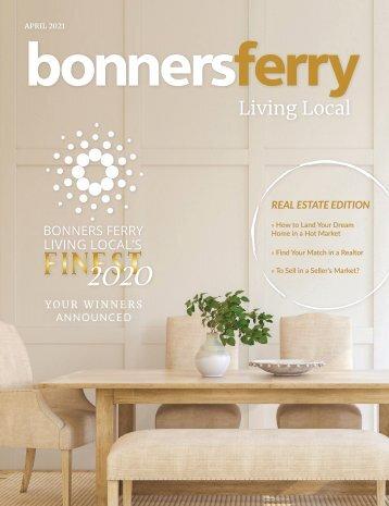 April 2021 Bonners Ferry Living Local