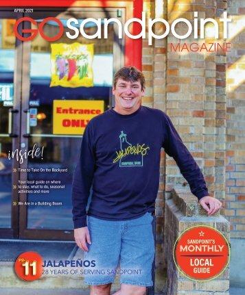 April 2021 Go Sandpoint
