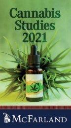 Cannabis Books 2021
