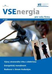 Sme tu pre vás - Východoslovenská energetika as