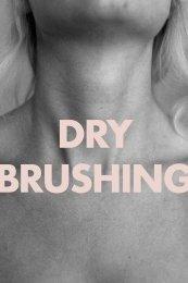 Dry Brushing Zine