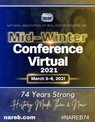 2021 Virtual Mid-Winter Conference Souvenir Journal