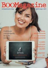 BOOMagazine Vol.24 abr-may21