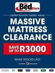 Massive Mattress Clearance