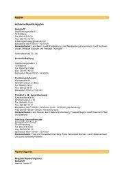 Ägypten Arabische Republik Ägypten Botschaft ... - Au-pair-Info