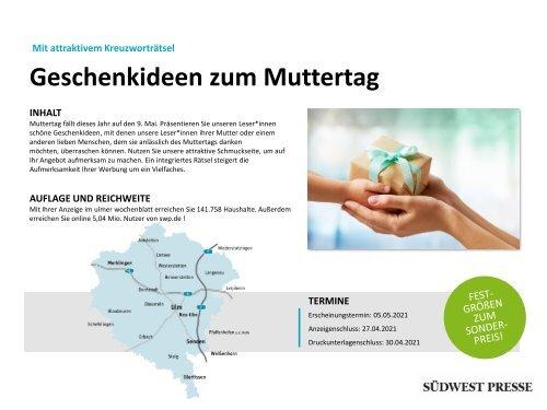 Mediadaten_Geschenkideen zum Muttertag_2021