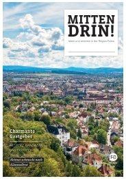 MITTENDRIN – leben und arbeiten in der Region Fulda