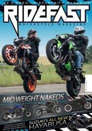 RideFast MARCH 2021