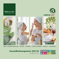 Gesundheitswegweiser 2021/22 Landkreis Harz