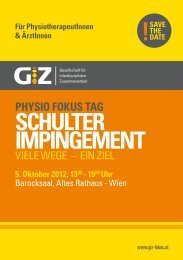 SCHULTER IMPINGEMENT - physio-baillou