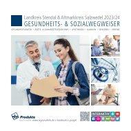 Gesundheits- & Sozialwegweiser 2021/22 Landkreis Stendal & Altmarkkreis Salzwedel