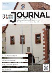Creußen Journal - Ausgabe 07 - April 2021