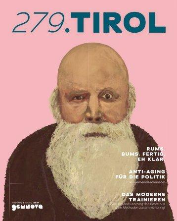 279.tirol - dein Tiroler Magazin
