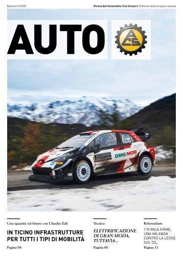 Auto Magazin 2021 it