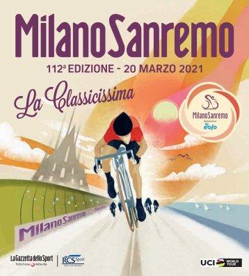 Milano Sanremo 2021