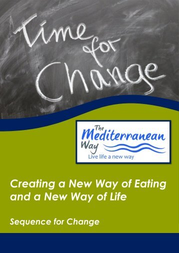 Sequence for Change