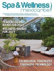 Spa & Wellness MexiCaribe 41  Spring 2021
