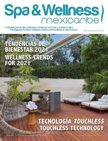 Spa & Wellness MexiCaribe 41| Spring 2021