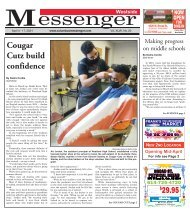 Westside Messenger - April 4th, 2021