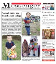 Grove City Messenger - April 4th, 2021