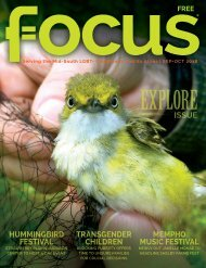 2018 Issue 5 Sep/Oct - Focus Mid-South Magazine