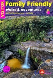 Kid-Friendly Walks in the Blue Mountains