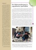 EINS IN GEIST UND SENDUNG - Augustinians - Seite 3