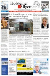 Holsteiner Allgemeine 14 2021
