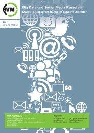 Big Data und Social Media Research Markt - Berufsverband ...