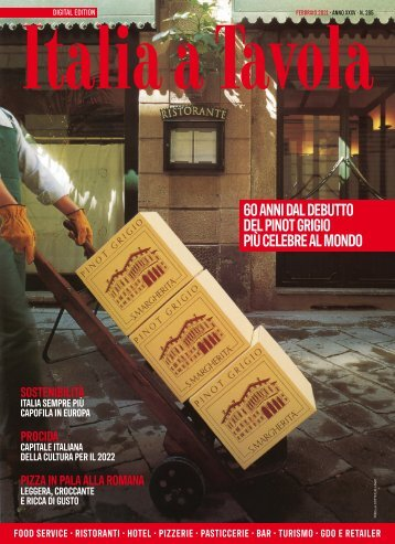 Italia a Tavola 285 Febbraio 2021