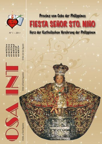 FIESTA SEÑOR STO. NIÑO - Augustinians