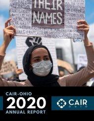 CAIR-Ohio 2020 Annual Report