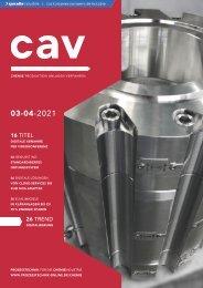 cav – Prozesstechnik für die Chemieindustrie 03-04.2021