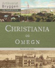 Antikvariat Bryggen - Katalog 130 - Touristica
