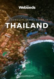 WebBeds_Thailand Domestic Travel Guide (QR code)