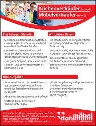 Möbelmarkt Küchenmarkt 2020 - Möbel Dahlmann
