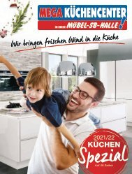 Mega Küchencenter - Küche Spezial 2021