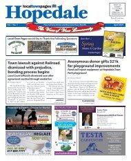 Hopedale April 2021