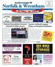 Norfolk & Wrentham April 2021