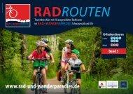 Tourenbroschüre Radfahren Band 3