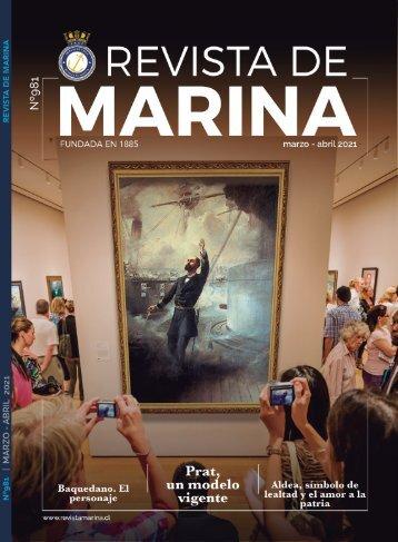 Indice Revista de Marina #981
