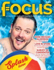 2018 Issue 4 Jul/Aug - Focus Mid-South Magazine