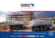 S.KI Tipper Trailer - Schmitz Cargobull AG