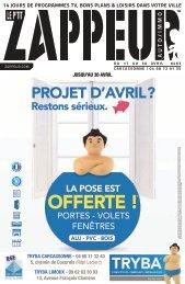 Le P'tit Zappeur - Carcassonne #463