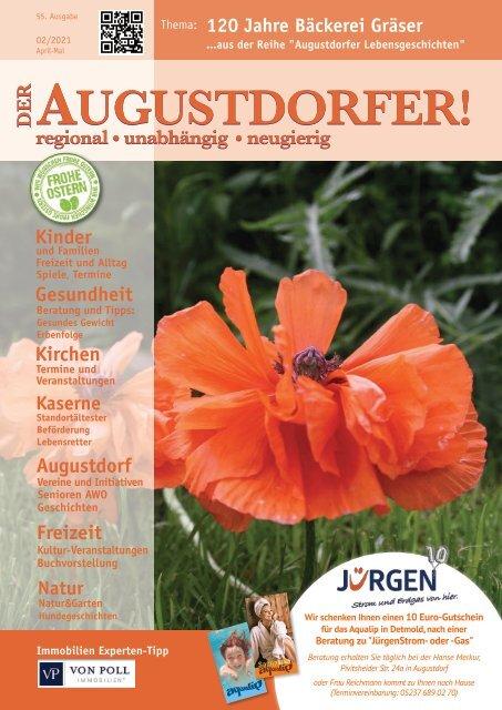 Der Augustdorfer: 120 Jahre Bäckerei Gräser