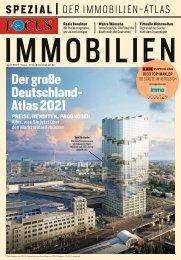 FOCUS Immobilien Spezial 2021_Vorschau