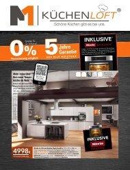 M1 Küchenloft - Schöne Küchen gibt's bei uns!
